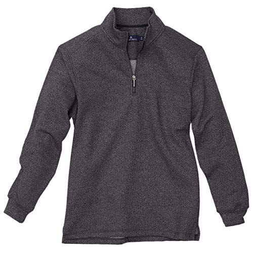 Rainforest Quarter 1/4 Zip Textured Knit Pullover