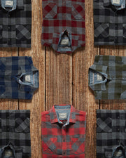 Flag & Anthem Men's Harrells Double Pocket Flannel