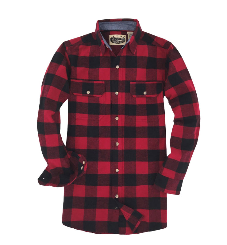 Backpacker Men's 7 oz Flannel