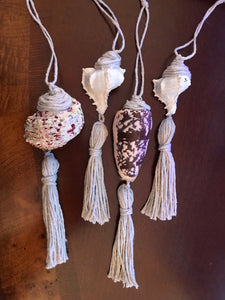 Seashell Tassel Decoration