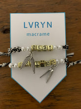 Load image into Gallery viewer, Gold Charm Bracelet Set