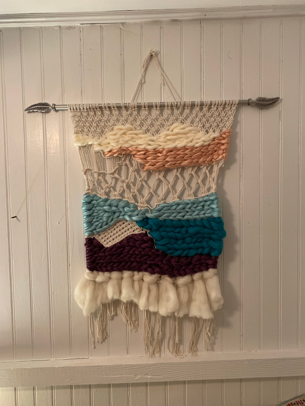 Rainbow XL Wall Hanging