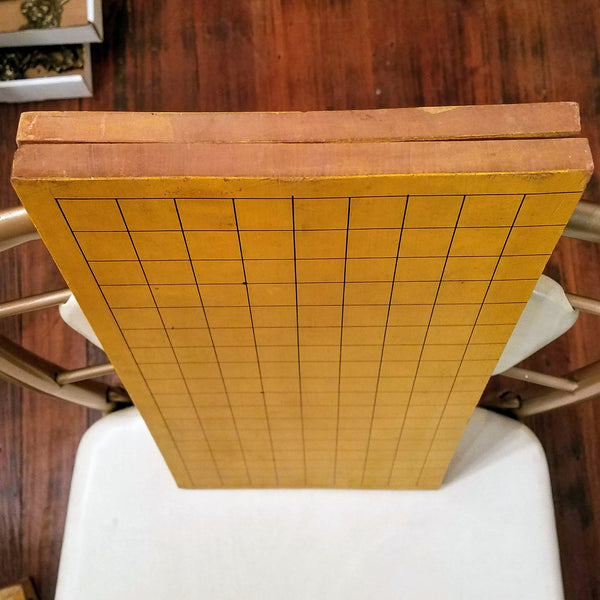Vintage Wood Go Game Board