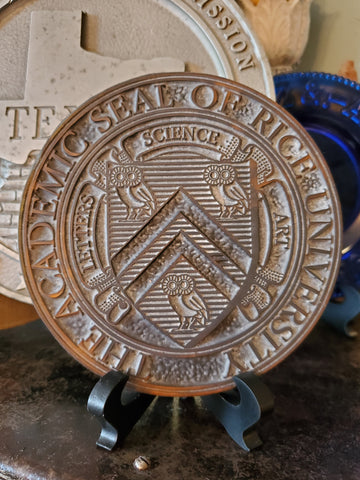 The Academic Seal of Rice University