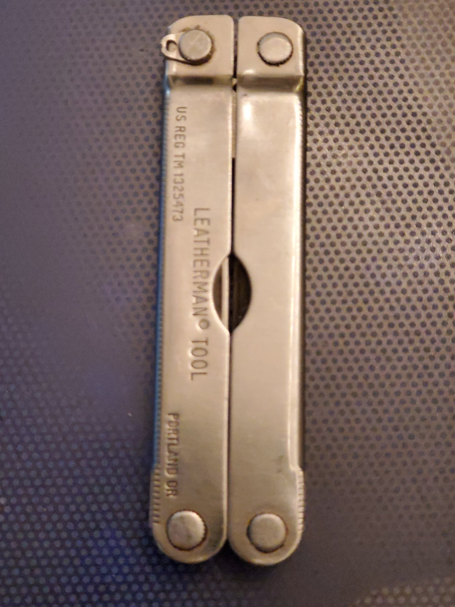 Vintage '80s Leatherman 1st Gen Multitool Knife
