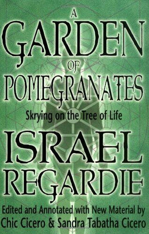 A Garden of Pomegranates by Israel Regardie (Paperback)