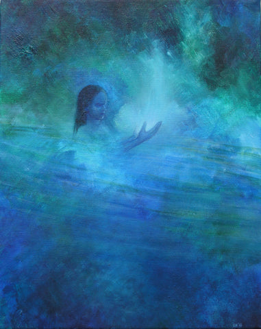The Spirit of the Water, 2010 - Ellen Hausner