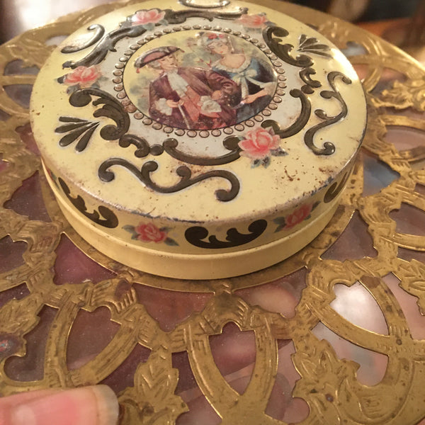 French Aristocrats Tin