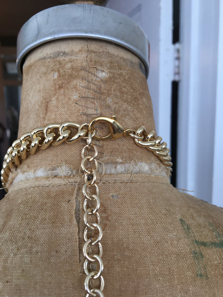 Victorian Hand Harness in your choice of Brass or Pewter