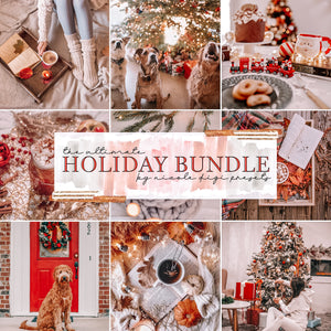 The Ultimate Holiday Bundle