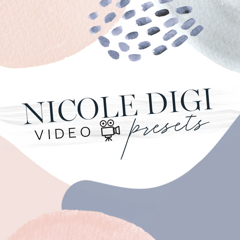 NicoleDiGi Video Presets
