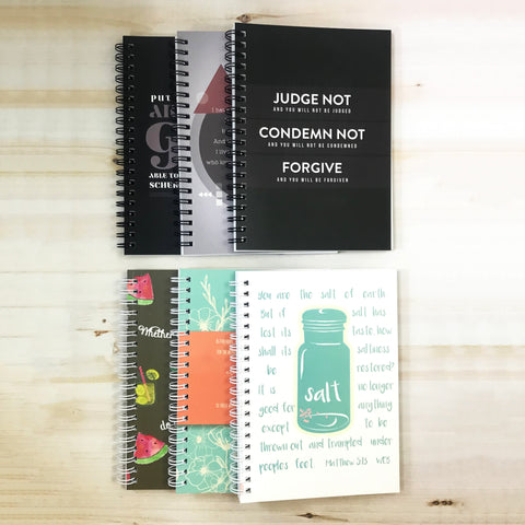 Spring Notebooks