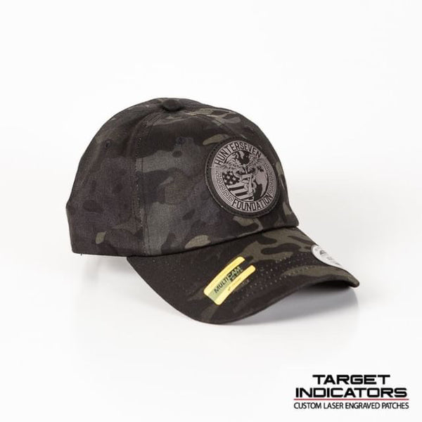 Multicam Patch Hat