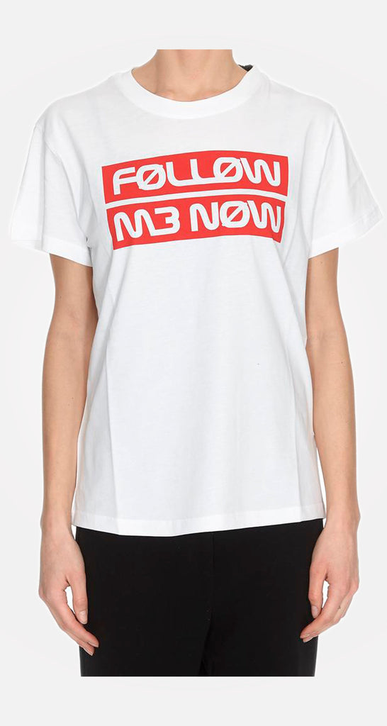 "T-shirt ""Follow Me Now"""