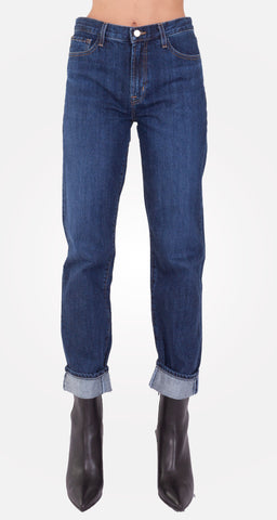 jEANS Modello boy fit In denim rigido super morbido
