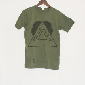 Green Positive Energy T-Shirt