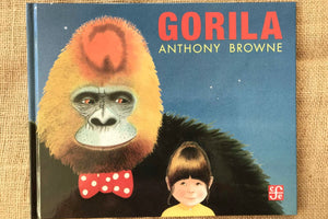 gorila anthony browne fce portada