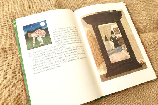 hansel y gretel anthony browne fce interior 3