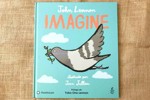 imagine john lennon flamboyant portada