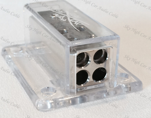 SKY HIGH CAR AUDIO DISTRIBUTION BLOCK 4G TO (4) 8G