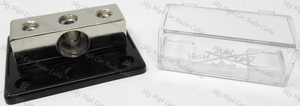 SKY HIGH CAR AUDIO DISTRIBUTION BLOCK (1) 1/0 TO (2) 4G SMALL