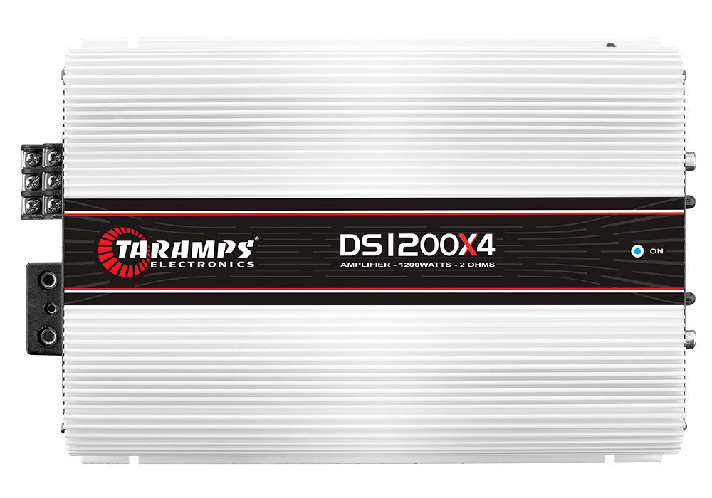 TARAMPS DS 1200X4 2 OHM