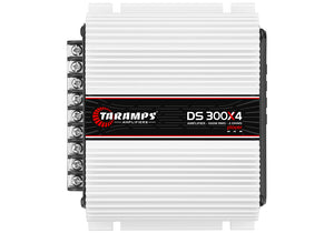 TARAMPS DS 300X4 PLAYER 2 OHMS