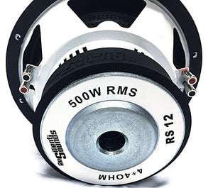 "RS ENTRY 12"" 500RMS"