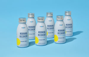 Morning Recovery Sugar Free 12 Pack