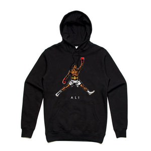 Ali Black Hoodie (JMPMN Collection)