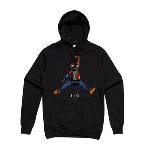 Biggie Black Hoodie (JMPMN Collection)