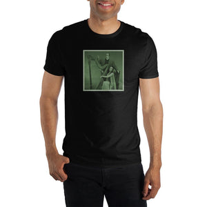 The Munsters Crew Neck Short Sleeve T shirt