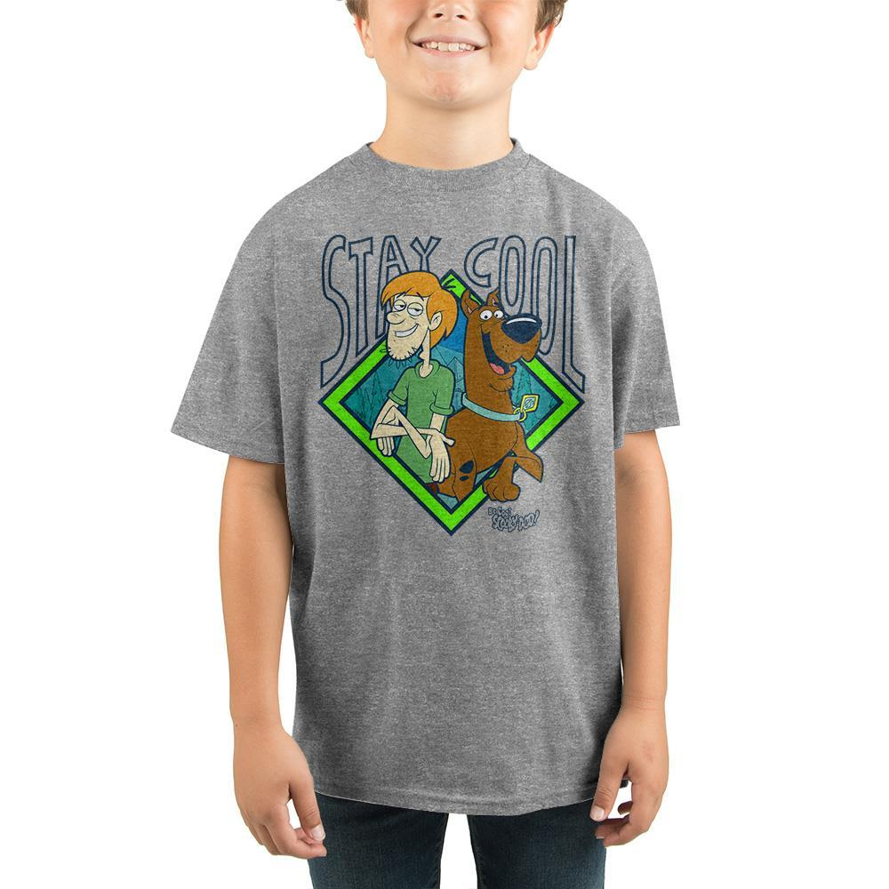 Stay Cool Scooby Doo Boys Graphic Tee