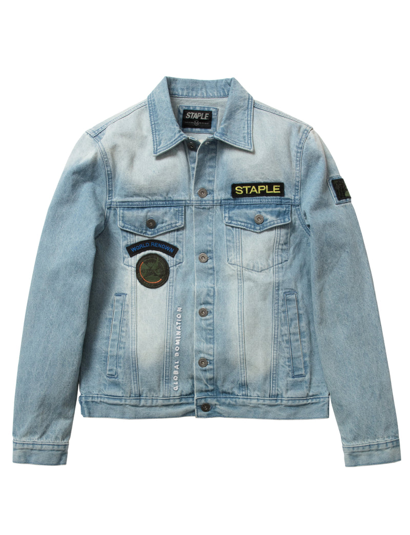 Canyon Denim Jacket