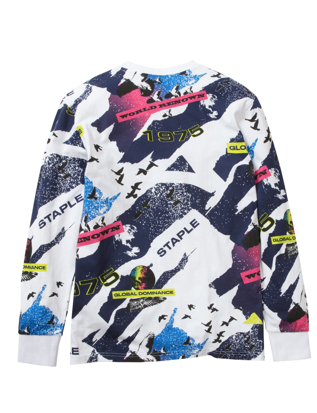 Neo Sport Graphic L/S Tee