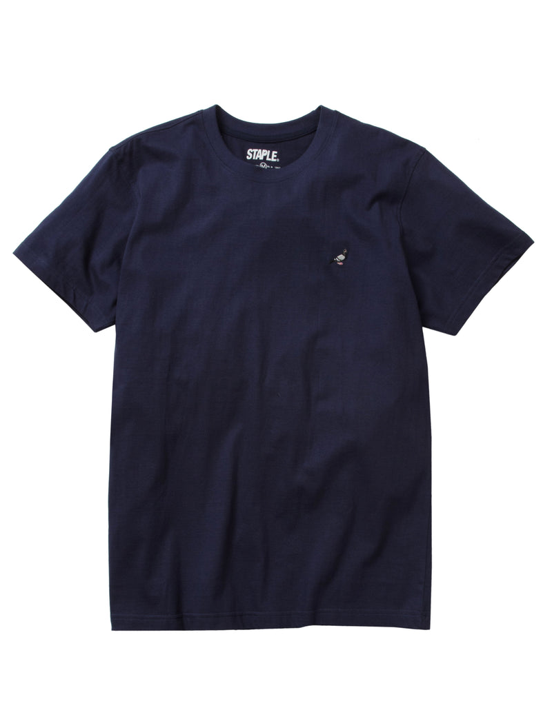 Pigeon Embroidered Tee