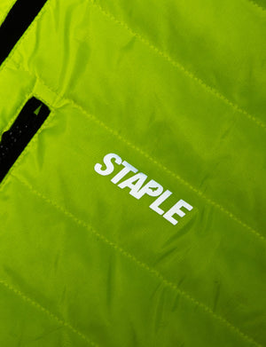 Logo Packable Hooded Jacket
