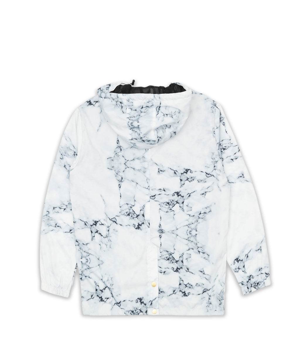 MARBLE PULLOVER JACKET