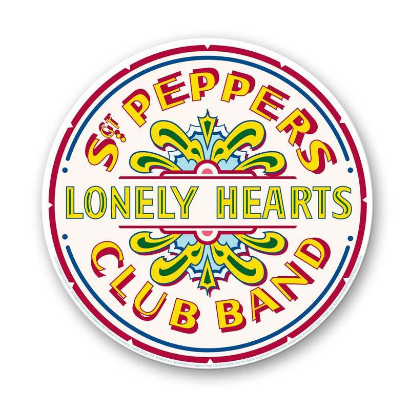 SGT PEPPERS LONELY HEARTS CLUB MOUSEPAD