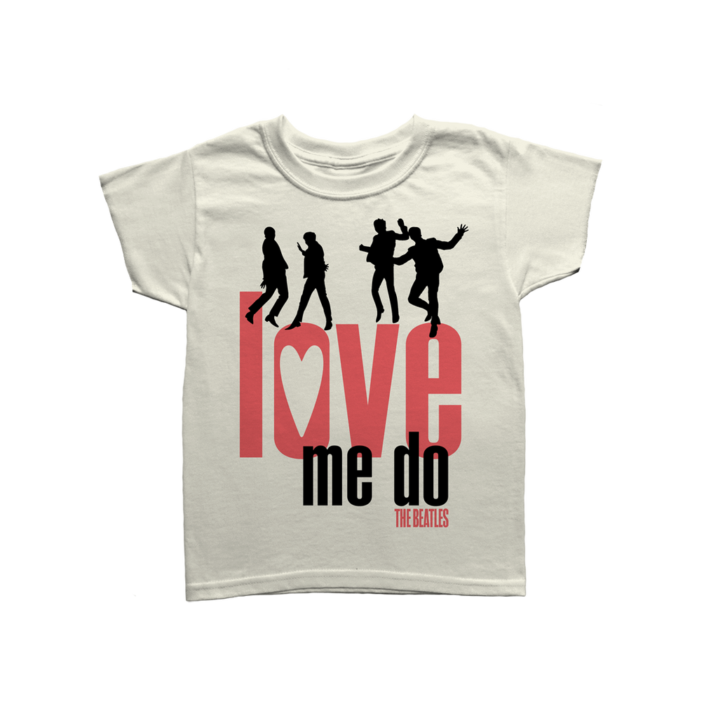 LOVE ME DO T-SHIRT