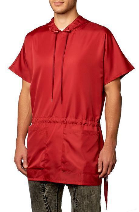 Assassins Dolman Windbreaker (Red)