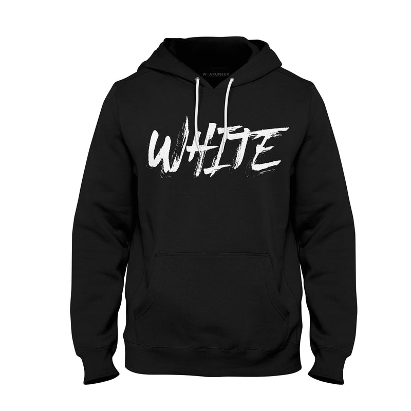 Colorless WHITE Hoodie