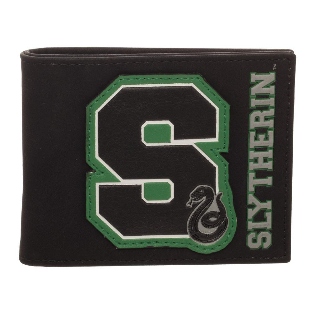 Harry Potter Slytherin Wallet