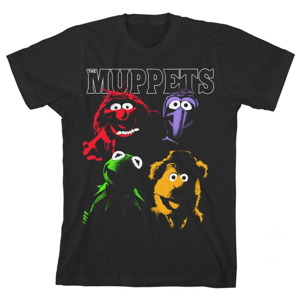 The Muppets Characters Boys T-shirt