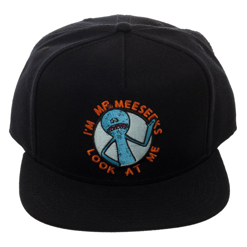 Rick & Morty Mr. Meeseeks Snapback