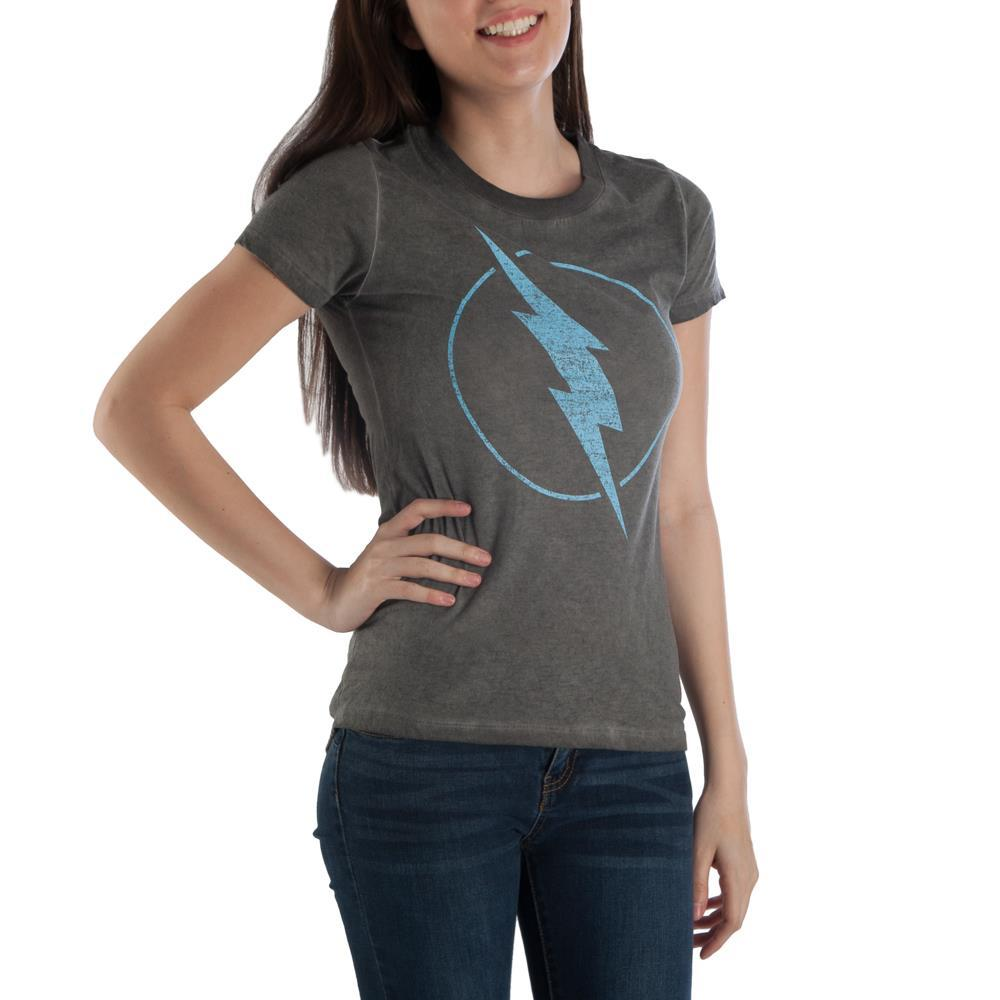 Zoom Boyfriend Shirt DC Comics Apparel
