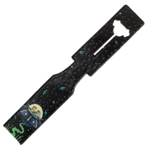 Rick And Morty Spaceship Strap Style Luggage Tag
