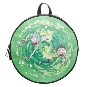 Rick and Morty Portal Bag