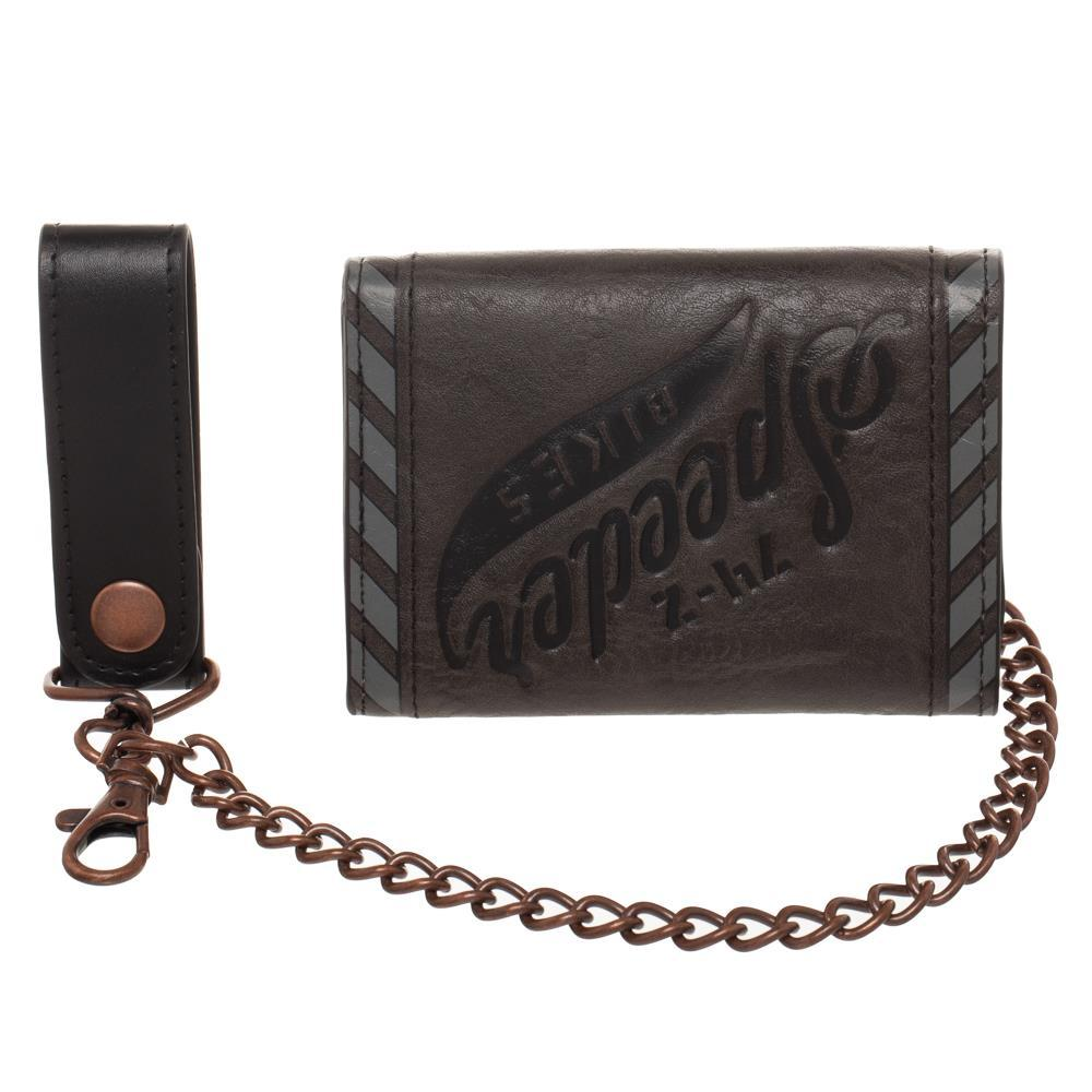 Women's Star Wars Galactic Empire Speeder Chain Trifold Wallet