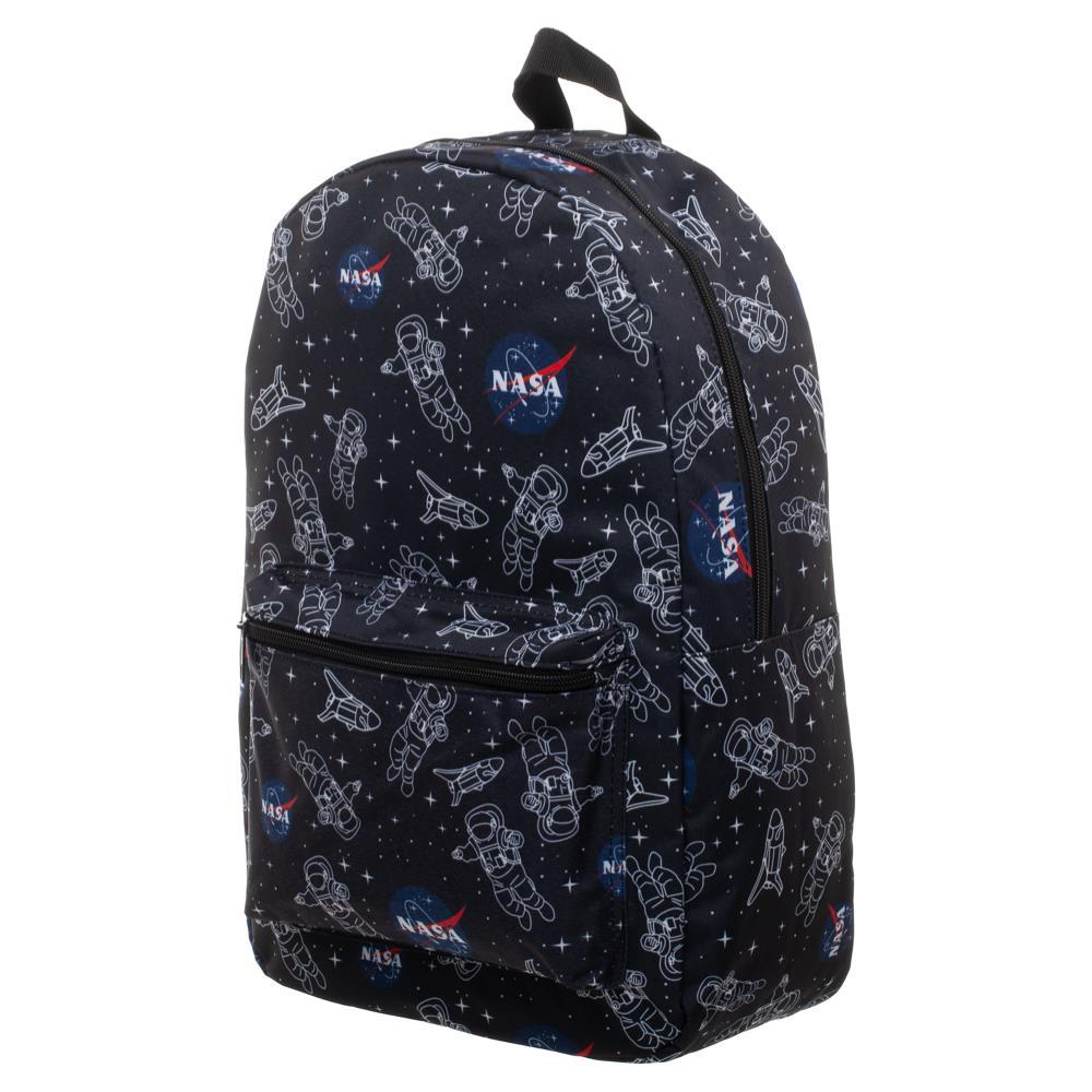 Nasa Backpack Sublimation Astronaut Bag